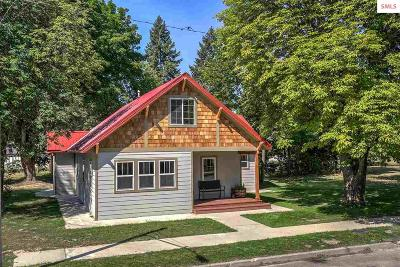 Sandpoint Single Family Home For Sale: 520 S Lavina Ave