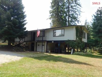 Sandpoint Single Family Home For Sale: 784 Shingle Mill