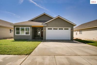 Sandpoint Single Family Home For Sale: 1515 Poplar