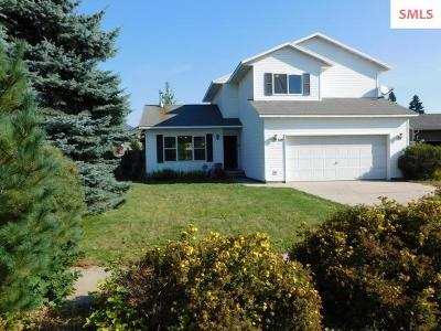 Sandpoint Single Family Home For Sale: 510 Loman Circle
