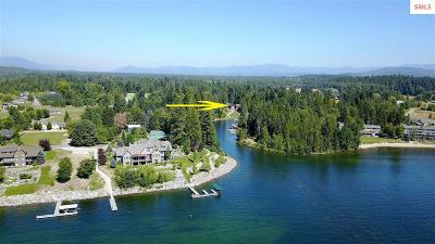 Sandpoint Single Family Home For Sale: 594 Whiskey Jack Rd