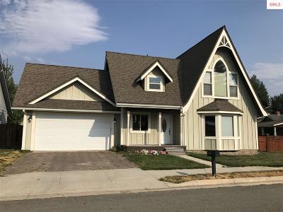 Sandpoint Single Family Home For Sale: 3016 Kelrose Ln.