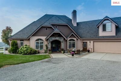 Hayden Single Family Home For Sale: 23452 N Derting