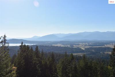 Sandpoint Residential Lots & Land For Sale: 346 North Star Lane