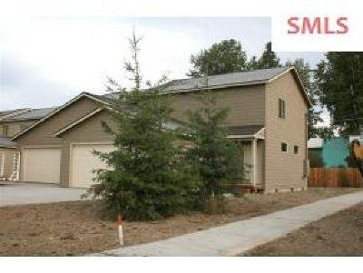 Sandpoint Single Family Home For Sale: 1206 Main Street