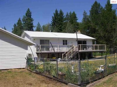 Sandpoint Single Family Home For Sale: 357 Grouse Meadows Rd.