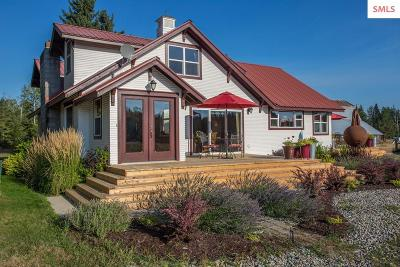 Sandpoint Single Family Home For Sale: 247 Grouse Creek Ctf