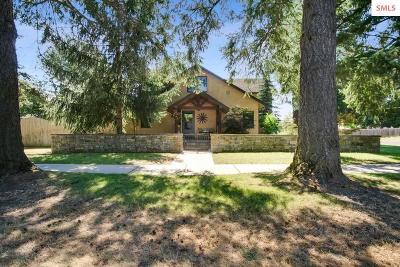 Sandpoint Single Family Home For Sale: 1015 Oak Street