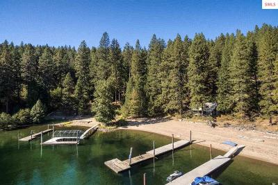 Coeur D'alene Residential Lots & Land For Sale: W Swede Bay Road