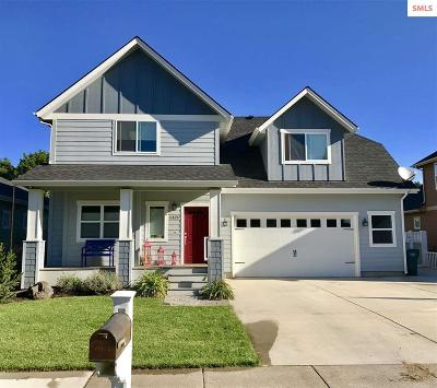 Coeur D'alene Single Family Home For Sale: 1121 E Indiana Ave.