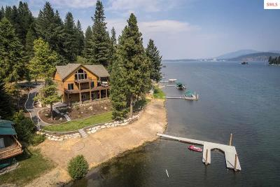 Coeur D'alene Single Family Home For Sale: 3788 S Westway