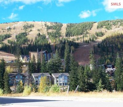 Mountainside, Schweitzer Condo/Townhouse For Sale: 495 NW Passage, Unit #2