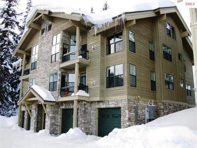 Sandpoint Condo/Townhouse For Sale: 36 Chapel Court #301