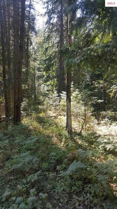 Sandpoint Residential Lots & Land For Sale: Nka Elk Grove Rd