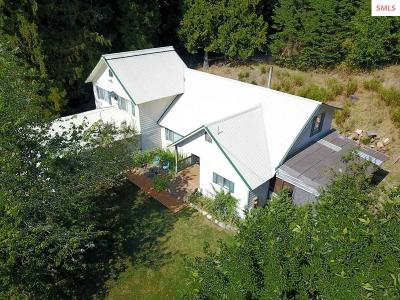 Sagle Single Family Home For Sale: 67 Sherwoods Road