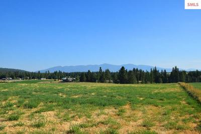 Bonners Ferry Residential Lots & Land For Sale: Tract 2 Fawn Lane