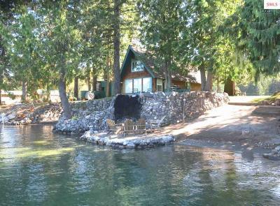 Priest Lake, Priest River Single Family Home For Sale: 169 E Cedar