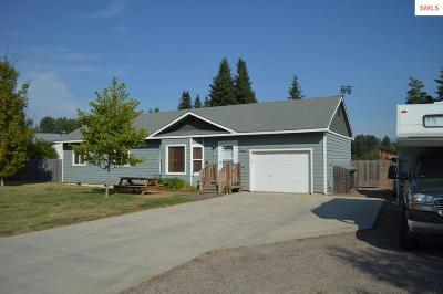 Sandpoint Single Family Home For Sale: 105 Red Clover Drive