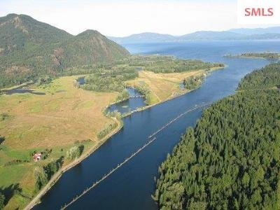 Clark Fork Residential Lots & Land For Sale: Lot 5 Derr Island Rd