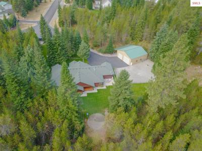 Rathdrum Single Family Home For Sale: 1985 W Jesse Ct