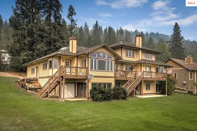 Sandpoint Single Family Home For Sale: 11 S Golfview Ln