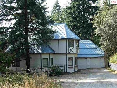 Sandpoint Single Family Home For Sale: 544 Granite Ridge Dr.