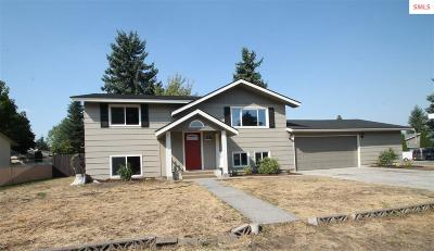 Coeur D'alene Single Family Home For Sale: 4405 N Royal St