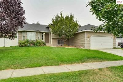 Hayden Single Family Home For Sale: 8074 N Ainsworth Dr