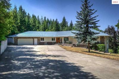 Hayden Single Family Home For Sale: 23819 N Derting Rd