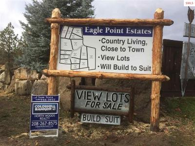 Bonners Ferry Residential Lots & Land For Sale: Lot 1a Riverside Street