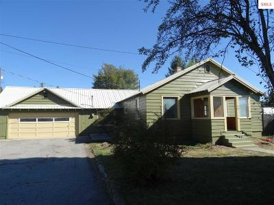 Priest Lake, Priest River Single Family Home For Sale: 59 Larch St.