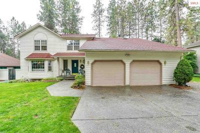 Coeur D'alene Single Family Home For Sale: 2050 W Hogan St