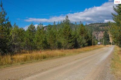 Clark Fork Residential Lots & Land For Sale: Nna Cabinet Gorge Rd