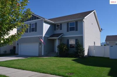 Coeur D'alene Single Family Home For Sale: 6584 N Talon Lane