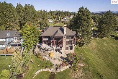 Bonner County Single Family Home For Sale: 817 Kaniksu Shores
