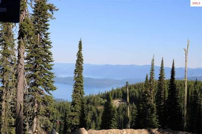 Mountainside, Schweitzer Residential Lots & Land For Sale: B3l1 & B2l1 Tall Timber