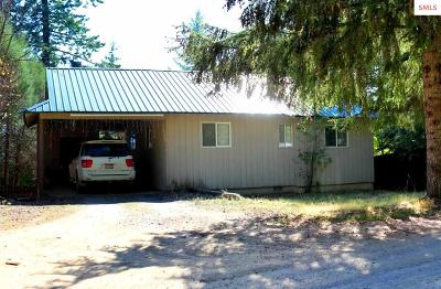 Sagle Single Family Home For Sale: 39 Pearl Creek Rd.