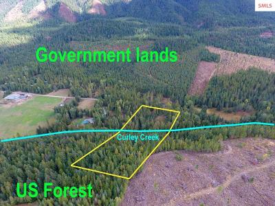Bonners Ferry Residential Lots & Land For Sale: Nna Perkins Lake