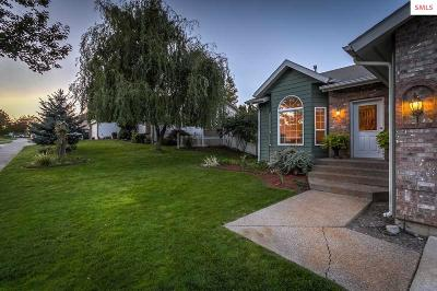 Coeur D'alene Single Family Home For Sale: 1353 W Ocean Ave