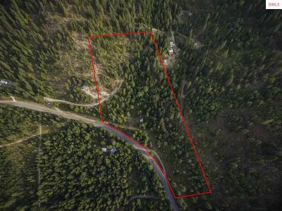 Sandpoint Residential Lots & Land For Sale: 2385 Upper Pack River Road