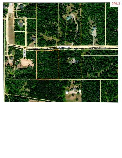 Bonners Ferry Residential Lots & Land For Sale: Nna Longview Road