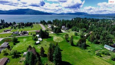 Sandpoint Residential Lots & Land For Sale: 331 Whiskey Jack Rd
