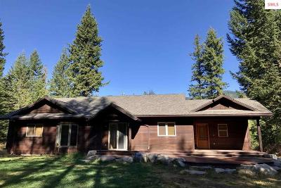Sandpoint Single Family Home For Sale: 379 Sweetwater Dr