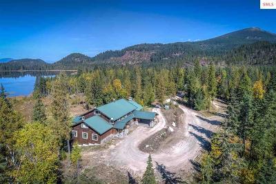 Bonner County Single Family Home For Sale: 551 Bushwood