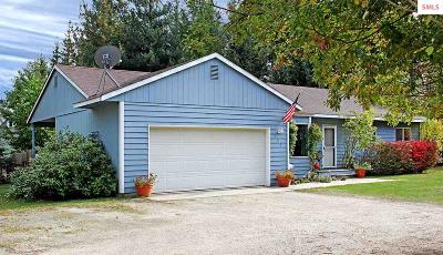 Sandpoint ID Single Family Home For Sale: $249,000