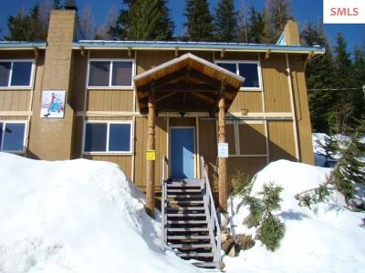 Mountainside, Schweitzer Condo/Townhouse For Sale: 226 Mogul Hill Unit #2
