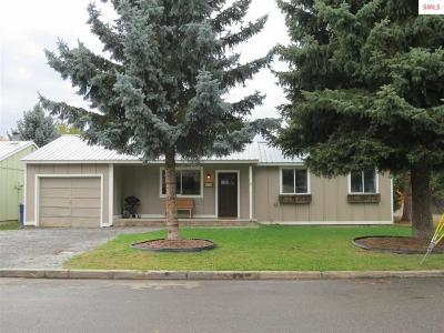 Sandpoint Single Family Home For Sale: 1601 Larch St.