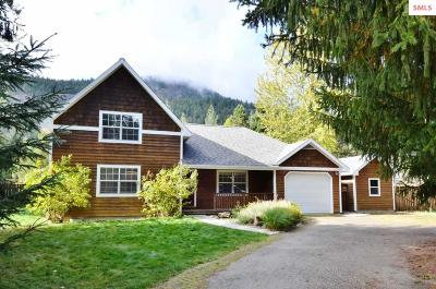 Sandpoint ID Single Family Home For Sale: $265,000