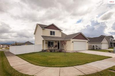 Rathdrum Single Family Home For Sale: 13043 N Zodiac Loop