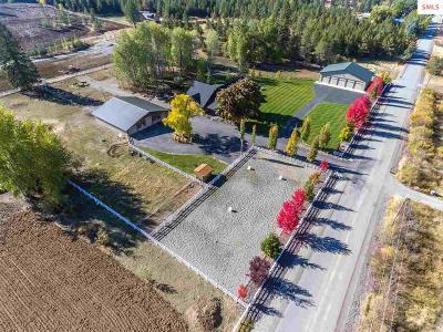 Hayden Single Family Home For Sale: 2112 E Dodd Rd